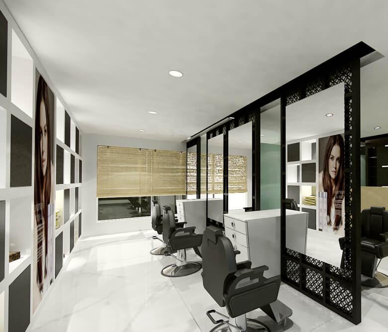 Dubai Salon Space Talk Studio